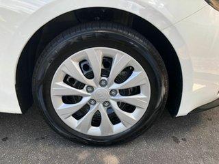 2019 Kia Cerato BD MY20 SI White 6 Speed Sports Automatic Sedan