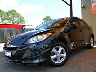 2009 Mazda 3 BL10F1 Neo Black 6 Speed Manual Sedan