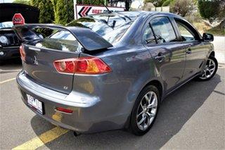 2008 Mitsubishi Lancer CH MY07 ES Grey 4 Speed Sports Automatic Wagon.