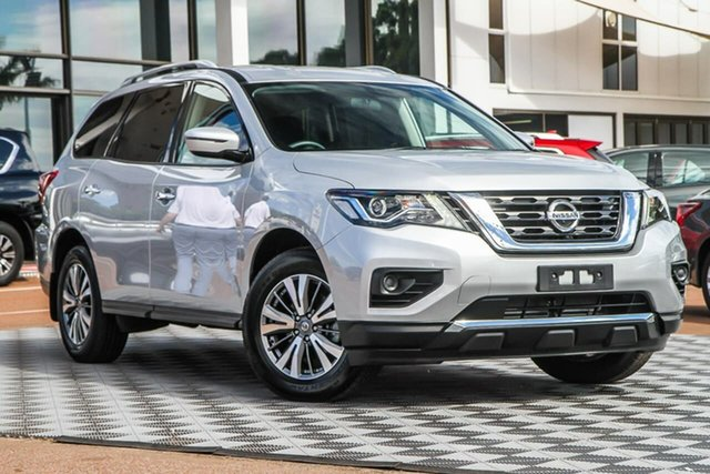 Used Nissan Pathfinder R52 Series III MY19 ST X-tronic 2WD Attadale, 2020 Nissan Pathfinder R52 Series III MY19 ST X-tronic 2WD Silver 1 Speed Constant Variable Wagon