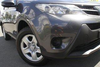 2015 Toyota RAV4 ALA49R GX AWD Graphite 6 Speed Sports Automatic Wagon.
