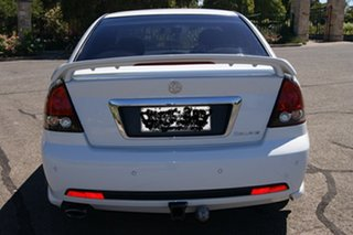 2004 Holden Calais VZ White 4 Speed Automatic Sedan.