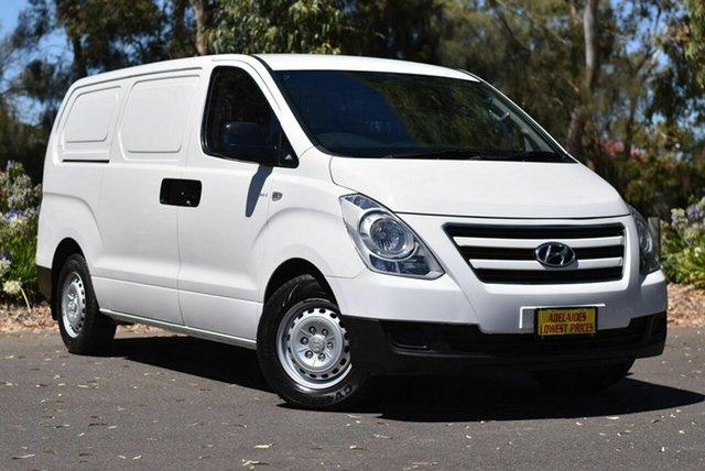 Used Hyundai iLOAD TQ3-V Series II MY16 Melrose Park, 2015 Hyundai iLOAD TQ3-V Series II MY16 White 5 Speed Automatic Van