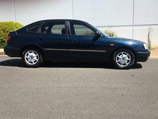 2001 Hyundai Elantra XD GLS 4 Speed Automatic Sedan.
