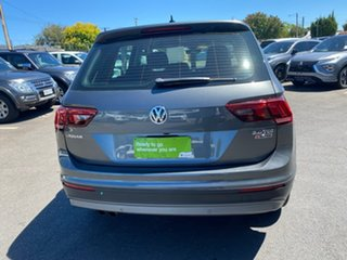 2017 Volkswagen Tiguan 5N MY17 110TDI DSG 4MOTION Comfortline Grey 7 Speed