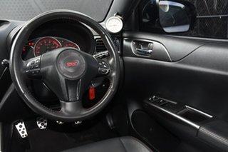 2011 Subaru Impreza G3 MY11 WRX STi AWD Spec R Silver 6 Speed Manual Sedan