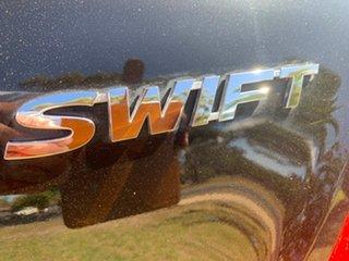 2014 Suzuki Swift FZ MY14 GL Black 4 Speed Automatic Hatchback