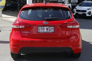 2014 Kia Cerato YD MY15 S Premium Racing Red 6 Speed Sports Automatic Hatchback