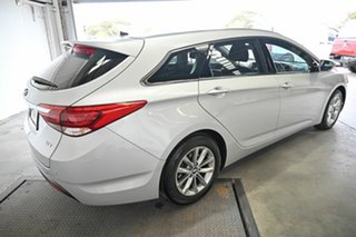 2017 Hyundai i40 VF4 Series II Active Tourer Silver 6 Speed Sports Automatic Wagon