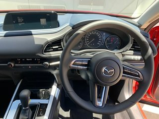 2020 Mazda CX-30 C30B G20 Evolve (FWD) Soul Red Crystal 6 Speed Automatic Wagon