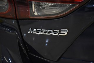 2014 Mazda 3 BM5438 SP25 SKYACTIV-Drive Astina Blue 6 Speed Sports Automatic Hatchback