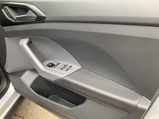 2020 Volkswagen T-Cross C1 MY20 85TSI DSG FWD Life Silver 7 Speed Sports Automatic Dual Clutch Wagon