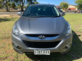 2012 Hyundai ix35 LM2 SE Steel Grey 6 Speed Sports Automatic Wagon