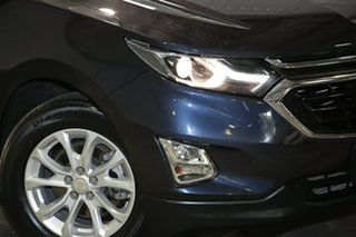 2018 Holden Equinox EQ MY18 LS FWD Blue 6 Speed Sports Automatic Wagon.