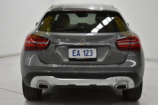 2017 Mercedes-Benz GLA-Class X156 807MY GLA220 d DCT Grey 7 Speed Sports Automatic Dual Clutch Wagon