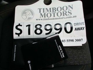 2018 Holden Trax TJ Turbo LS Summit White Automatic Wagon