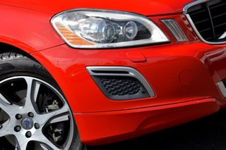 2011 Volvo XC60 DZ MY11 T6 Geartronic AWD R-Design Red 6 Speed Sports Automatic Wagon