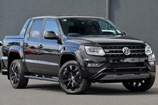 2020 Volkswagen Amarok 2H MY20 TDI580SE 4MOTION Perm Black 8 Speed Automatic Utility.