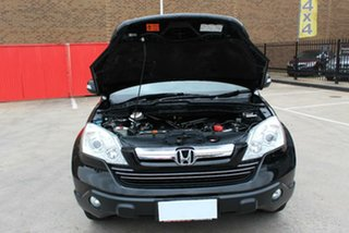 2007 Honda CR-V MY07 (4x4) Luxury Black 5 Speed Automatic Wagon