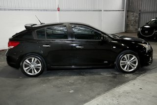 2014 Holden Cruze JH Series II MY14 SRi Z Series Black 6 Speed Sports Automatic Hatchback