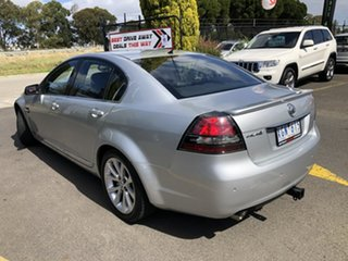 2009 Holden Calais VE MY09.5 V Silver 5 Speed Sports Automatic Sedan.