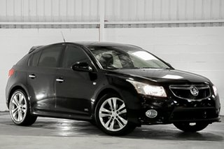 2014 Holden Cruze JH Series II MY14 SRi Z Series Black 6 Speed Sports Automatic Hatchback.