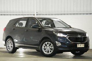 2018 Holden Equinox EQ MY18 LS FWD Blue 6 Speed Sports Automatic Wagon.
