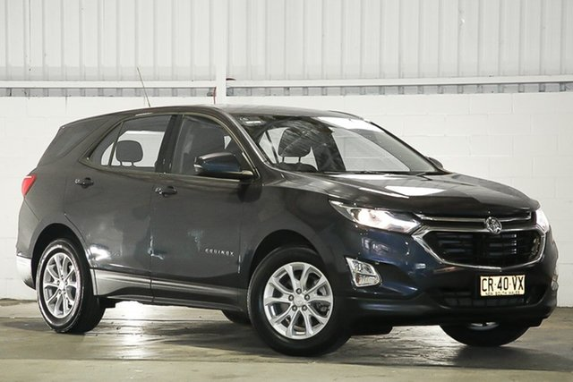 Used Holden Equinox EQ MY18 LS FWD West Gosford, 2018 Holden Equinox EQ MY18 LS FWD Blue 6 Speed Sports Automatic Wagon