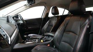2016 Mazda 3 BM5438 SP25 SKYACTIV-Drive GT White 6 Speed Sports Automatic Hatchback