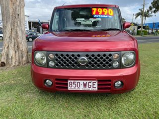 2006 Nissan Cube BZ11 4 Speed Automatic Wagon