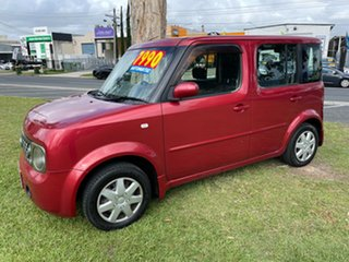 2006 Nissan Cube BZ11 4 Speed Automatic Wagon.