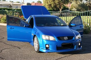 2008 Holden Commodore VE SS-V Blue 6 Speed Manual Utility