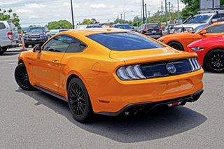 2018 Ford Mustang FN 2019MY GT Orange 6 Speed Manual Fastback