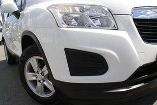 2013 Holden Trax TJ MY14 LS Summit White 5 Speed Manual Wagon.