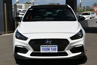 2020 Hyundai i30 PD.V4 MY21 N Line D-CT Premium Waw/try 7 Speed Manual Hatchback