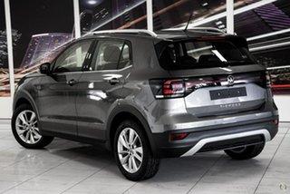 2020 Volkswagen T-Cross C1 MY21 85TSI DSG FWD Style Grey 7 Speed Sports Automatic Dual Clutch Wagon.