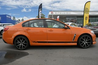 2014 Holden Commodore VF MY14 SV6 Orange 6 Speed Sports Automatic Sedan