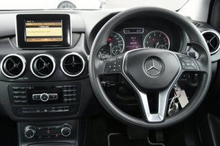 2012 Mercedes-Benz B-Class W246 B180 BlueEFFICIENCY DCT 7 Speed Sports Automatic Dual Clutch