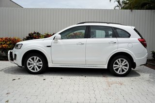 2016 Holden Captiva CG MY16 LT AWD White 6 Speed Sports Automatic Wagon