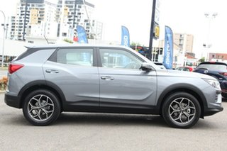 2019 Ssangyong Korando C300 MY20 ELX 2WD Grey 6 Speed Sports Automatic Wagon
