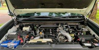 2014 Toyota Landcruiser Prado KDJ150R MY14 GX White 6 Speed Manual Wagon