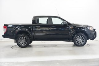 2018 Ford Ranger PX MkIII 2019.00MY XLS Black 6 Speed Sports Automatic Utility