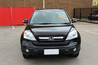 2007 Honda CR-V MY07 (4x4) Luxury Black 5 Speed Automatic Wagon.