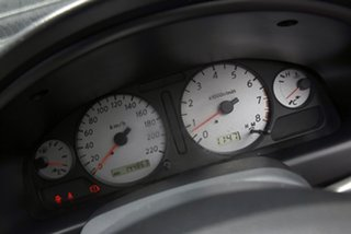 2004 Nissan Pulsar N16 MY2004 Q Blue 5 Speed Manual Sedan