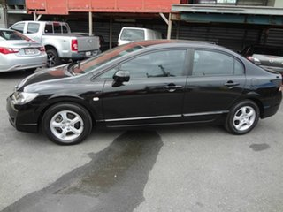 2010 Honda Civic MY10 Limited Edition Black 5 Speed Automatic Sedan