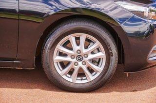 2018 Mazda 3 BN5478 Neo SKYACTIV-Drive Sport Black 6 Speed Sports Automatic Hatchback