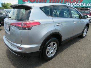 2018 Toyota RAV4 ZSA42R GX 2WD Silver 7 Speed Constant Variable Wagon