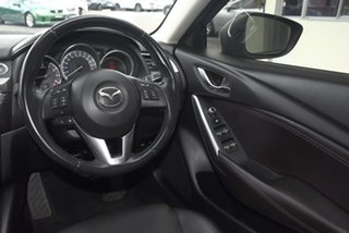 2014 Mazda 6 GJ1031 MY14 Touring SKYACTIV-Drive Blue 6 Speed Sports Automatic Wagon