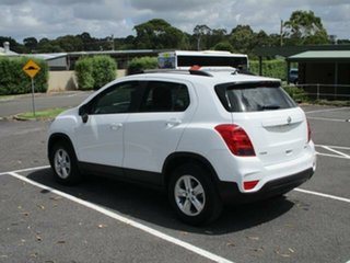 2018 Holden Trax TJ Turbo LS Summit White Automatic Wagon
