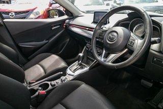 2016 Mazda 2 DJ2HAA Maxx SKYACTIV-Drive Grey 6 Speed Sports Automatic Hatchback